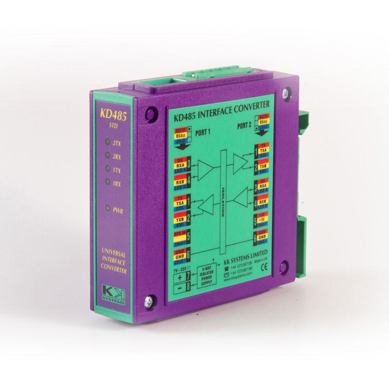 KD485-STD-232-20MA