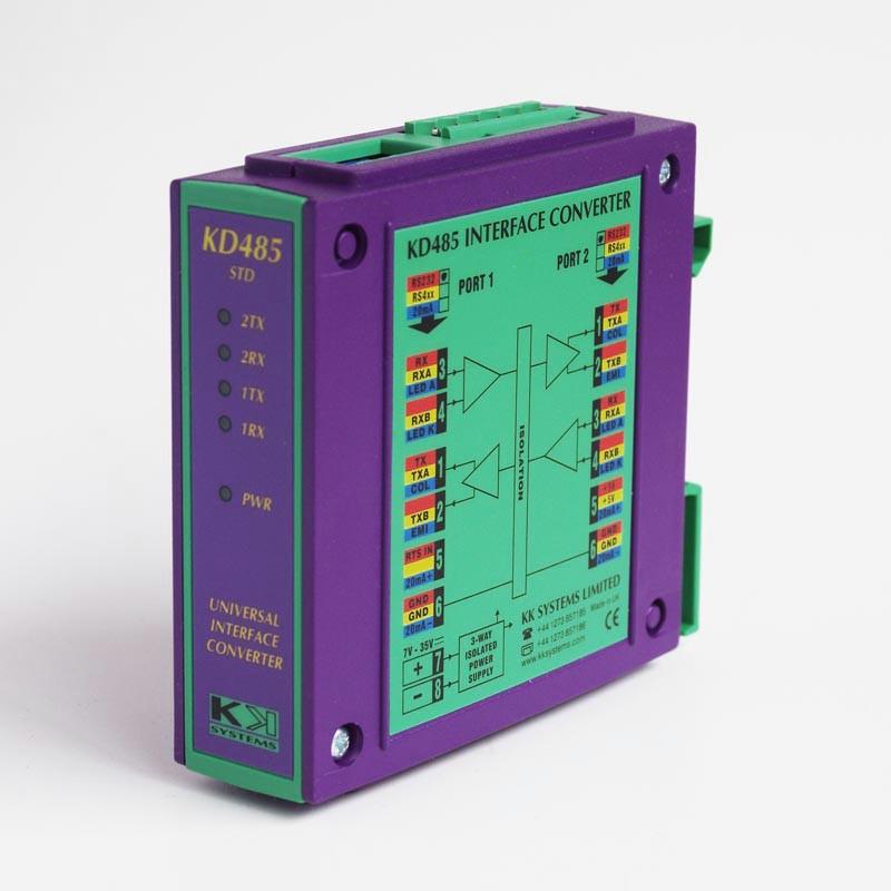 KD485-STD-232-232